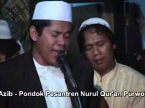 Audul Marom Kembali pulang
