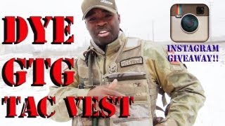 WOLF's DYE GTG TAC Vest + Giveaway!!!