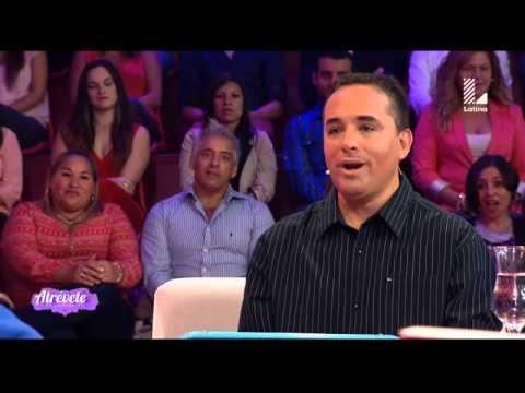 Roberto Martínez en Atrévete: soy muy abierto a las fantasías