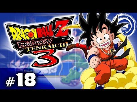 Dragon Ball Z: Budokai Tenkaichi 3 Part 18 - TFS Plays