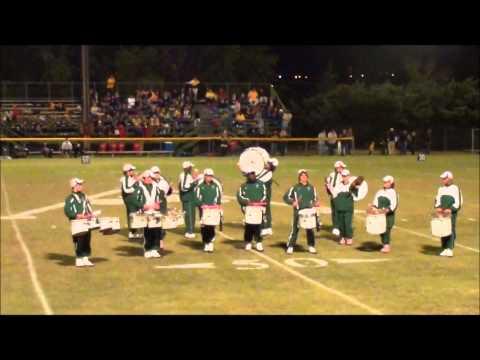 Aquinas High School Drum Corps 10-14-11