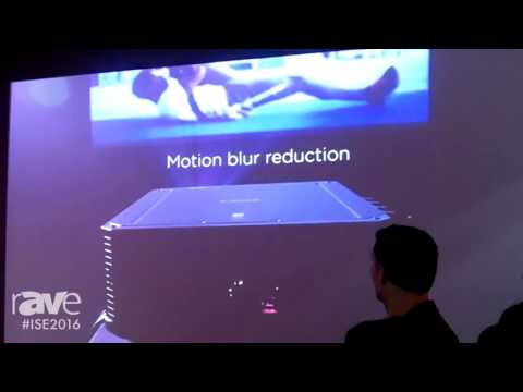 ISE 2016: Canon Shows Their XEED 4K500ST Projector for the Very First Time at ISE