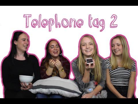 Telephone tag 2 - Valentijnsdag