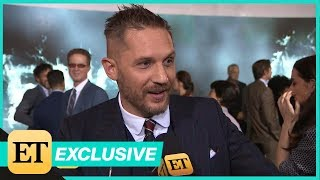 Tom Hardy Sweetly Says His Son Would Tell Him What He 'Was Doing Wrong' as Venom (Exclusive) Poster