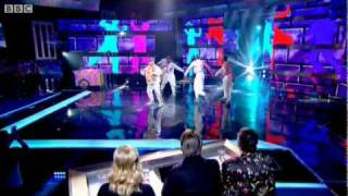 Cheryl Fergison - Lets Dance for Sport Relief - Show 3 - BBC One