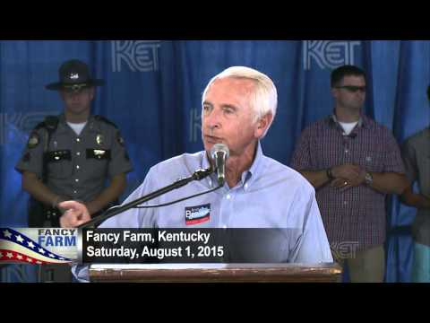 Ky. Governor Steve Beshear | Fancy Farm 2015 | KET