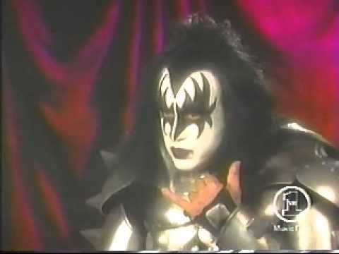 Kiss   Vh1 Beyond The Makeup 2001 video