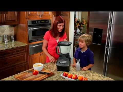 Ninja Mega Kitchen System: Blender Ice Cream Recipe