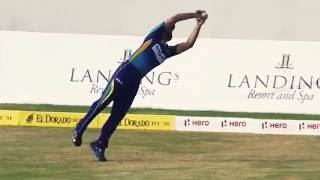 CPL Top 5 Catches @ The Darren Sammy National Cricket Stadium