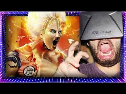 Become Goku In Virtual Reality! - Oculus Rift video