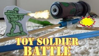 Cardboard Warfare: Toy Soldier Battle