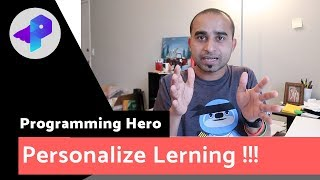 Personalize learning with Programming Hero || A startup pitch by Jhankar Mahbub