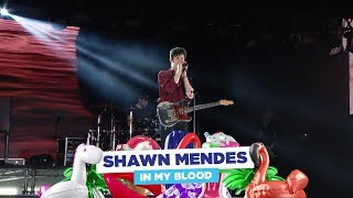 Download Lagu Shawn Mendes - 'In My Blood' (live at Capital's Summertime Ball 2018) Gratis STAFABAND