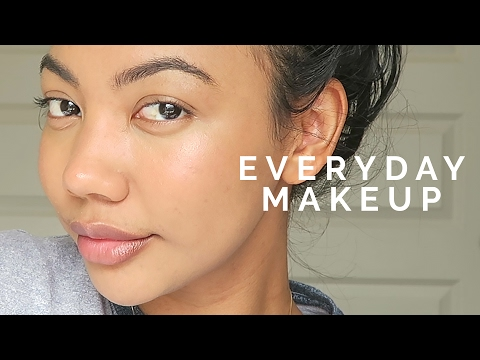 MY FRESH-FACE EVERYDAY 'NO MAKEUP' MAKEUP ROUTINE