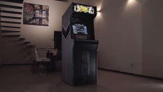 Double Dragon 30 year tribute - Arcade Machine by Taito GTC-100