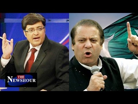 Nawaz Sharif Promises To Take Action Against Pathankot Attack : The Newshour Debate  (5th Jan 2016)