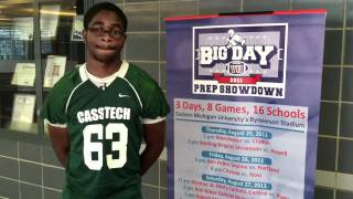 Ruben Lile_   Cass Tech and Big Day Prep Showdown