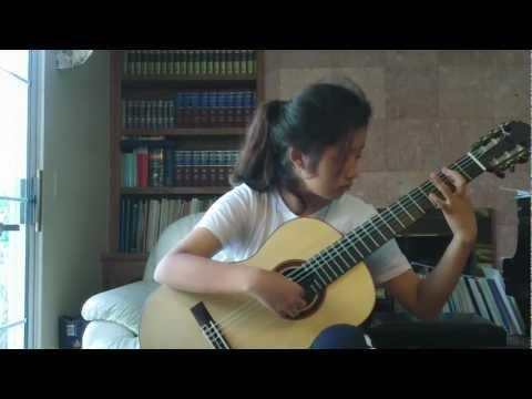 Ponce : Preludes 1, 2, 4, 6 ----- Played by Jennifer Kim.