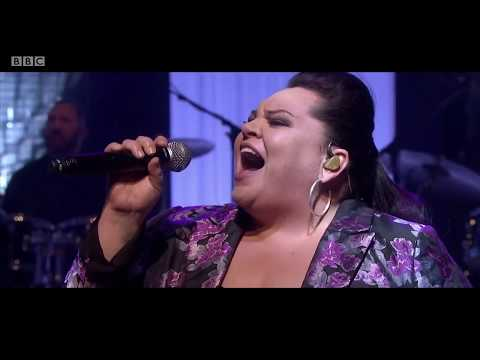 Keala Settle – This Is Me. The Graham Norton Show. 9 Feb 2018