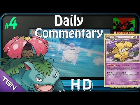 VS Pokemon X & Y WiFi Battle commentary With Untitled Game Show