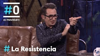 LA RESISTENCIA - De cruising con Berto Romero   #LaResistencia 27.09.2018