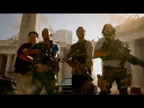 Call of Duty: Ghosts - trailer s Megan Fox
