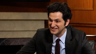 Ben Schwartz and Larry King have the