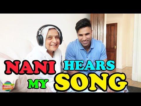 Nani Heard My Song!! | Rahim Pardesi