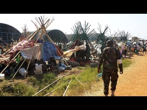 South Sudan: thousands displaced as violence engulfs country