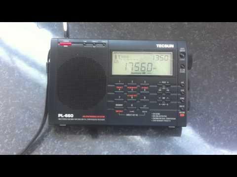 RADIO SAUDI, 16H51 UTC, 500 KW