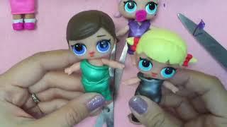 LOL DIY clothing  Surprise glitter craft Toy