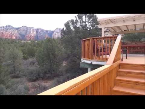 40 Lewis Way Sedona Home on 1.58 acre with Panoramic views