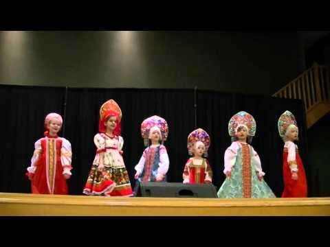 Kalinka by students of Russian Educational Centre of Edmonton