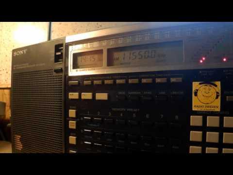 22 01 2016 WEWN 3 Radio Catolica Mundial in Spanish to Mexico 1415 on 11550 Vandiver
