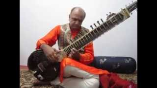 Evergreen Kannada film songs on Sitar by Sanjay Deshpande