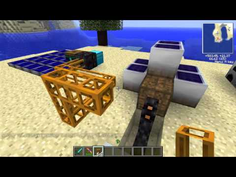 Minecraft Mods 1.4.7/1.5.2 industrial craft 2 review and tutorial