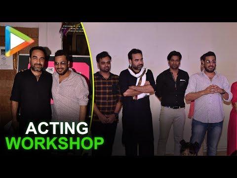 Mukesh Chhabra's Nanhi Khidkiyaan special acting workshop for kids with Pankaj Tripathi