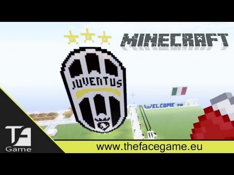 Minecraft : Juventus Stadium + Link Download