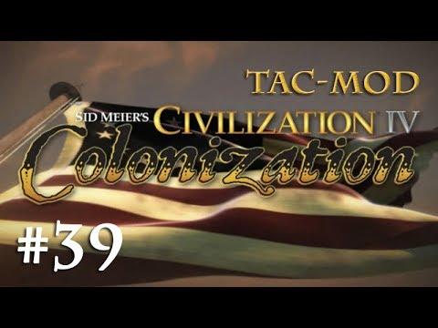 Lets Play Civ 4 Colonization (TAC) #39: Die Bostener Revisionisten - Nouvelle-France (Deutsch)
