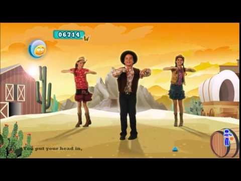 Just Dance Kids 2 The Hokey Pokey