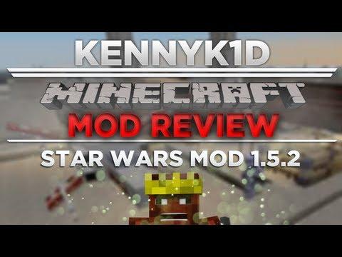 Minecraft - Mod Review+Installation STAR WARS! [1.5.2]