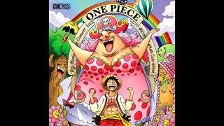 One Piece OST • Welcome to Whole Cake Island • Forest of Temptation