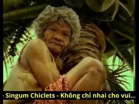 Quảng cáo kẹo singum Thái lan cực hài hước |