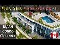 🏡Mua Nhà Vancouver #4: Dự án Condo ở Downtown Surrey, BC Canada | Quang Lê TV #143