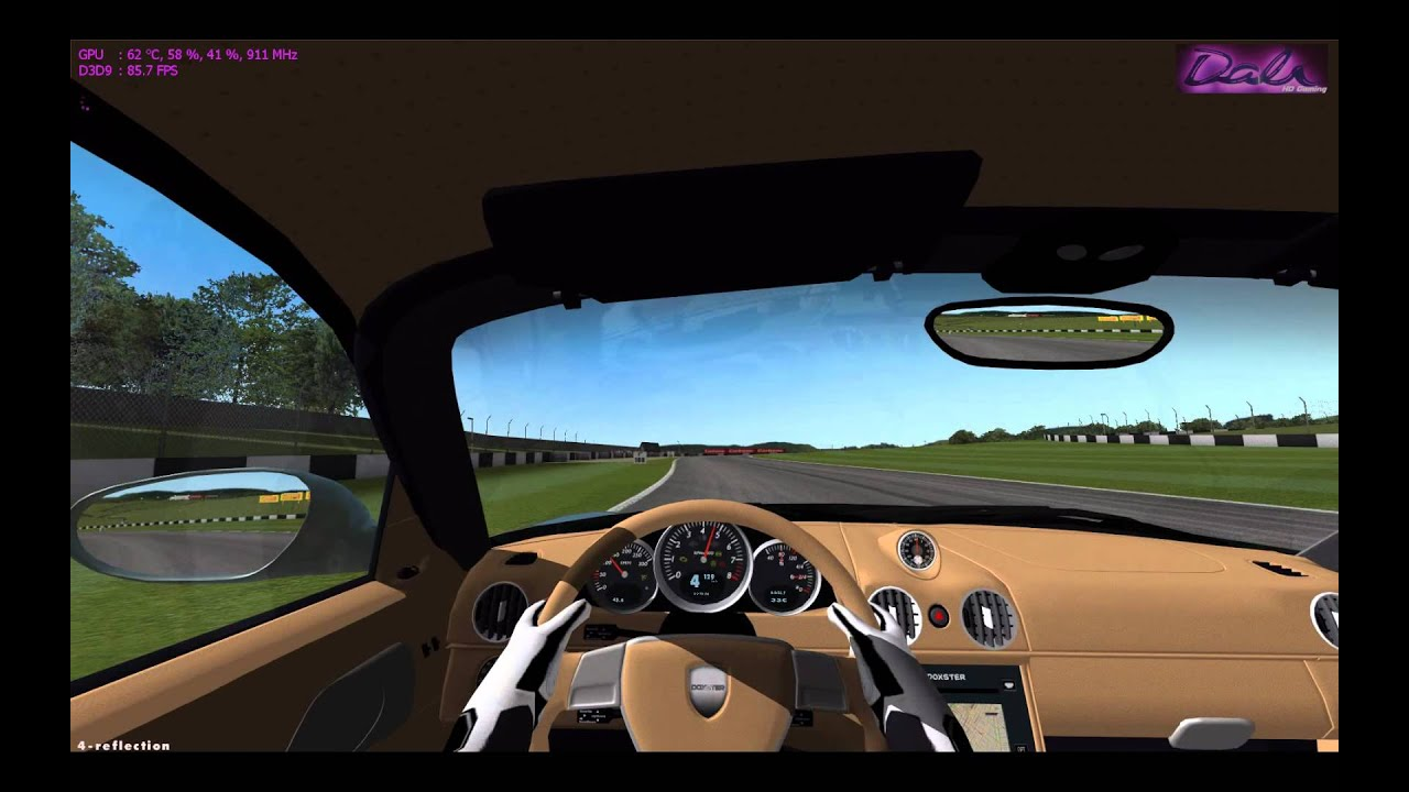 X Motor Racing PC Gameplay FullHD 1080p - YouTube