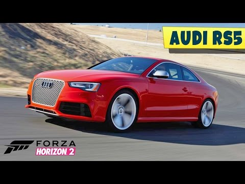 Audi RS5 S1 tuning i multiplayer #43 | Forza Horizon 2
