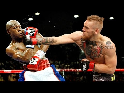Floyd Mayweather vs Conor McGregor rumors are in fact true!