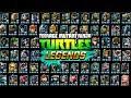ВСЕ ГЕРОИ игры Черепашки ниндзя Легенды 302 бой всех героев на турнире TMNT Legends mp3
