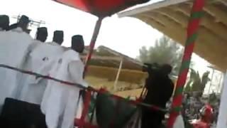 Protest Against President Goodluck Jonathan At The Kaduna PDP Rally