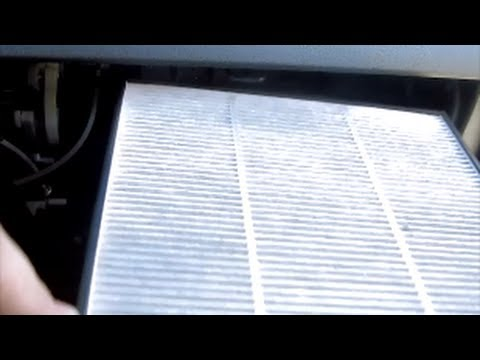 DIY Honda Fit Cabin Air Filter Replacement